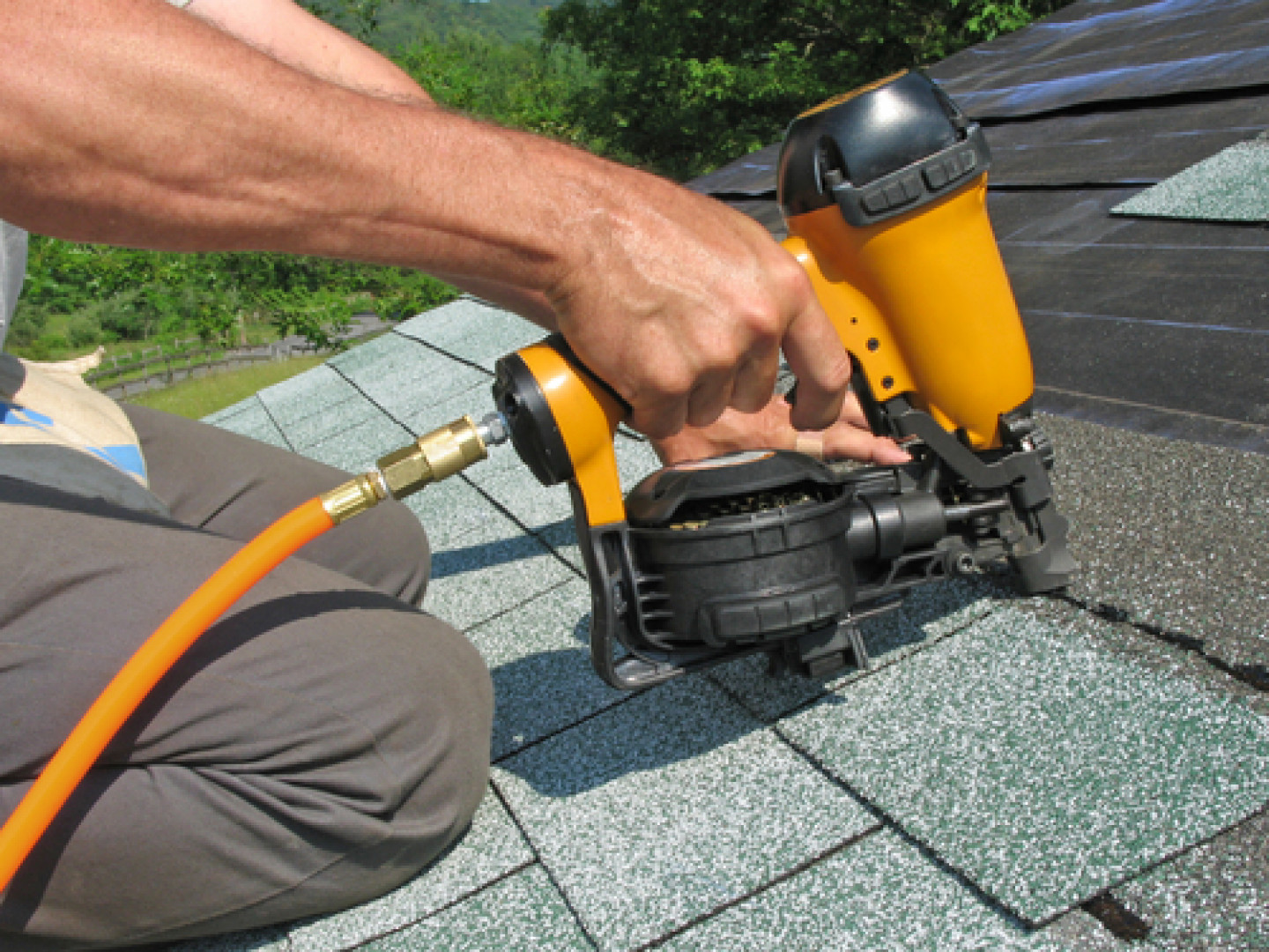 Rely on our roofing company for your repair needs